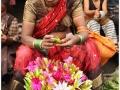 lady-selling-lotus-in-ganesh-ustav-all-about-maharashtra