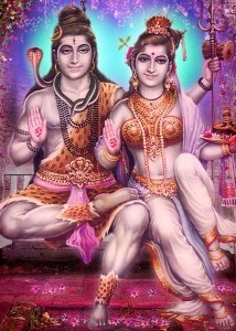 Shiv Parvati mahashivratri