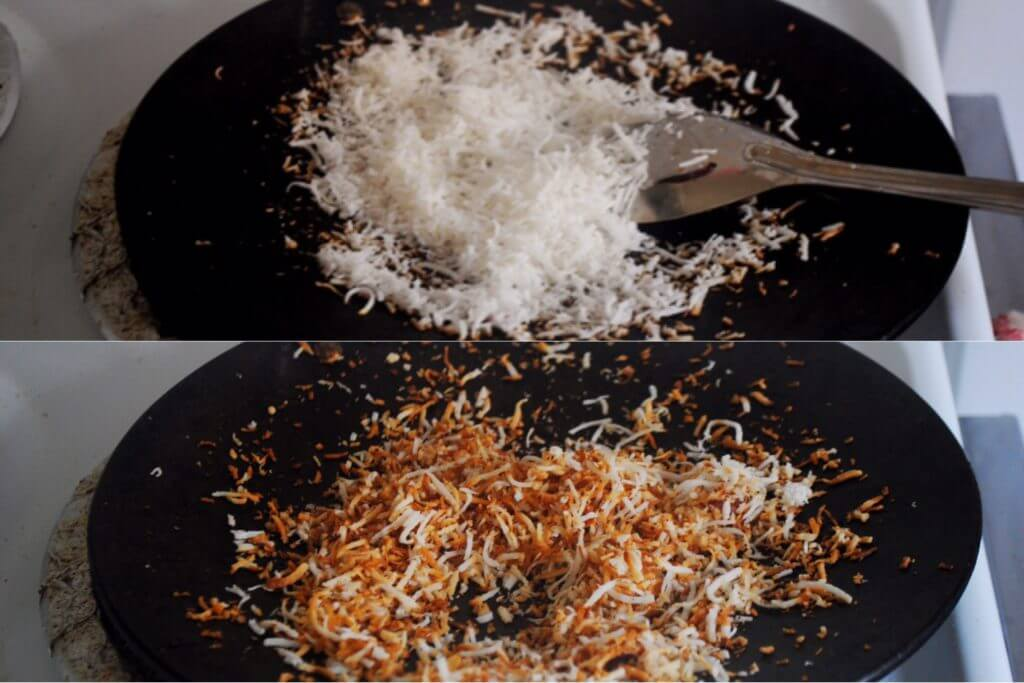 Coconut Fry