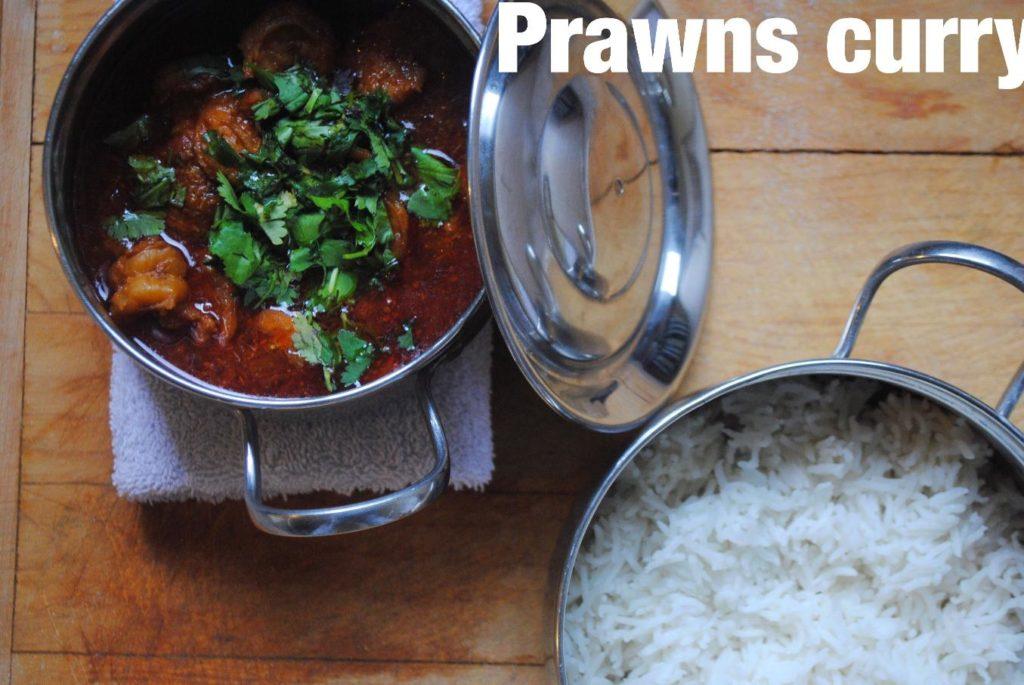 Prawn Curry / Malvani Kolambi