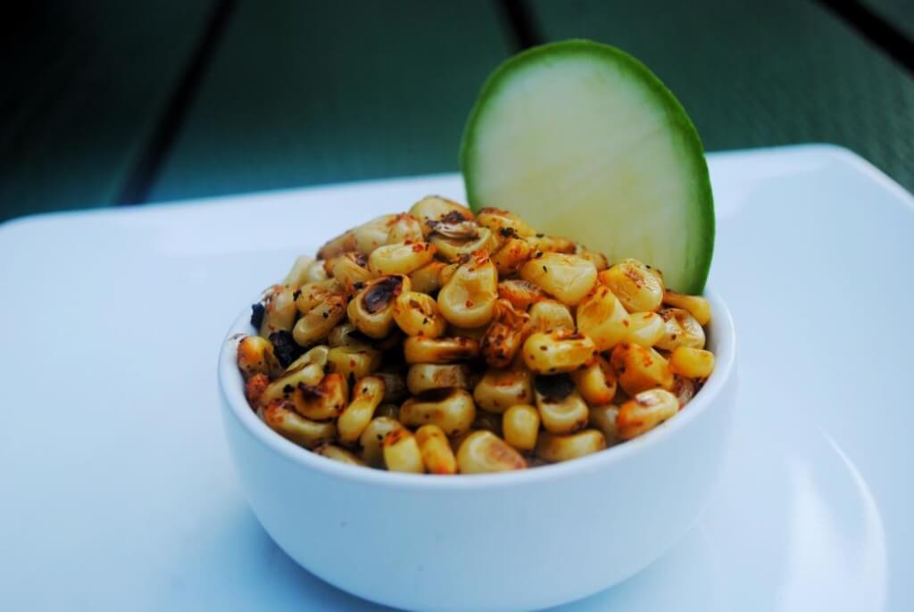 Spicy Corns