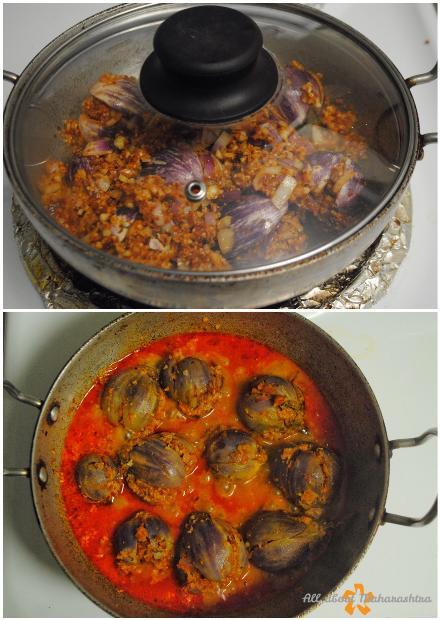 cook bharli vangi